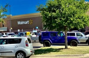 How many hundreds of Lubbock's small businesses are forced to close while Walmart & others are allowed open selling the same cards, supplies, gifts, clothes and entertainment items as shuttered local business?